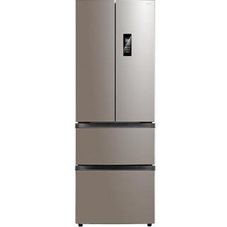 Midea 美的 BCD-322WTPM 变频四门冰箱 322L 芙蓉金