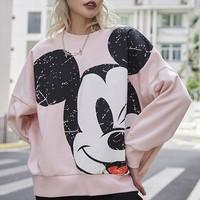 LI-NING 李宁 迪士尼联名系列 女士卫衣