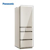 Panasonic 松下 NR-EE45PXA-N 多门冰箱 435升