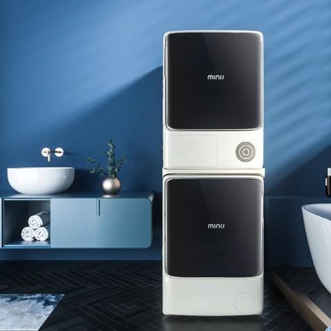 miniJ 小吉 A1000+C1000 洗烘套装
