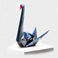 郭剑限量版《黑天鹅》雕塑家居摆件 手工艺术品 限量原作 发售版数11-19号