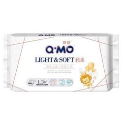 Q MO 奇莫 轻柔婴儿纸尿裤 L3片 *3件