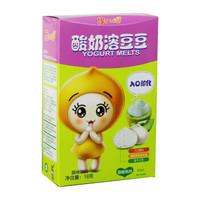 果仙多维 儿童酸奶溶豆零食 混合味水果溶豆豆18g *4件