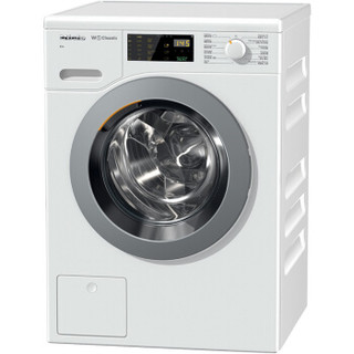 Miele WDB020 C Eco 变频蜂巢滚筒洗衣机 白色 7KG