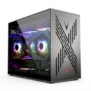 Rayarti 雷匠 R-i5 ITX机箱 钛金灰