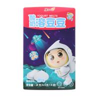 果仙多维V 儿童零食酸奶溶豆 儿童冻干益生菌溶豆豆18g原味 *6件