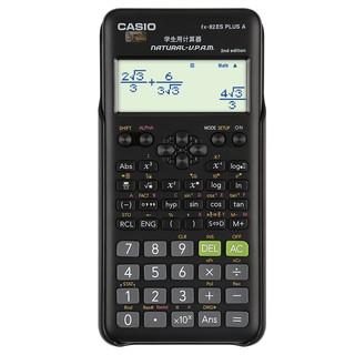 CASIO 卡西欧 FX-82ES PLUS A - 2 科学函数计算器