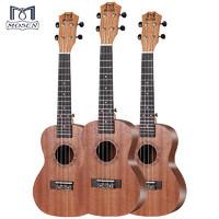 莫森MUC700合板ukulele尤克里里乌克丽丽初学者jita入门吉它乐器小吉他23英寸 *4件