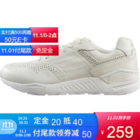必迈(bmai)运动鞋男Park7Solo 休闲鞋柔软舒适 防滑耐磨 经典款 白色 45