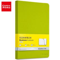 Comix 齐心 C5902 优品商务笔记本子 A5 122张 *13件