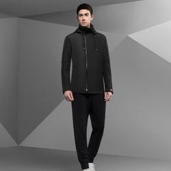 SEVEN 柒牌 智能保暖夹克羽绒服