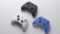 27日0点:微软 Xbox 无线控制器 2020 冰雪白/磨砂黑/波动蓝手柄