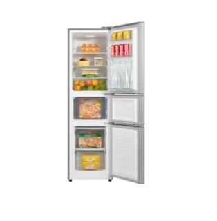 Midea 美的 BCD-213TM(E) 三门定频冰箱 213L 阳光米
