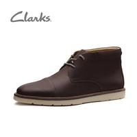 Clarks 261448917 Grandin Top 男士系带短皮靴