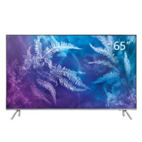 SAMSUNG 三星 Q6FAM系列 QA65Q6FAMJXXZ 65英寸 4K超高清QLED量子点电视