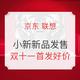 促销攻略:京东 联想 小新家族2021款办公本 新品钜惠发售中 双十一首发好价,性价比十足