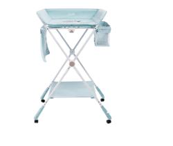 可优比(KUB)尿布台新生婴儿护理台宝宝按摩抚触洗澡可折叠