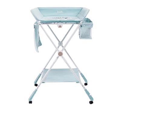 可优比尿布台婴儿护理台新生儿多功能按摩整理抚触台可折叠换尿布台