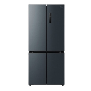 Midea 美的 BCD-513WTPZM(E)  风冷十字对开门冰箱 513L 炫晶灰