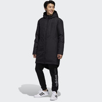 adidas 阿迪达斯 neo M XIELD PARKA EI6278 男装冬季运动羽绒服