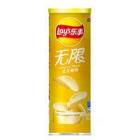 Lay's 乐事 无限 薯片 原味 104g