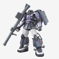 Bandai 万代 HG GTO003 1/144黑色三连星马修机扎古II高达模型