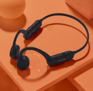 NANK 南卡 Runner Pro 骨传导挂耳式无线蓝牙耳机 传奇黑