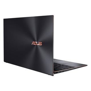 ASUS 华硕 灵耀X系列 灵耀X纵横 13.9英寸 笔记本电脑 酷睿i7-1165G7 16GB 512GB SSD 核显 墨玉黑