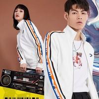 LI-NING 李宁 AWDQ368 立领男女休闲运动服外套