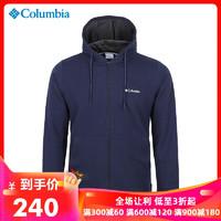 2020哥伦比亚卫衣男装城市户外运动连帽开衫休闲衣AE0254
