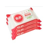 B&B 保宁 婴儿天然抗菌甘菊香洗衣皂 200g*3 *2件