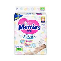 Merries 妙而舒 通用纸尿裤 S82片 *4件