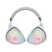 PLUS会员:ASUS 华硕 ROG Delta 棱镜 白色限定款 游戏耳机