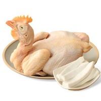 温氏 农家散养椰子鸡1kg *12件