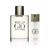 GIORGIO ARMANI 乔治·阿玛尼 寄情男士淡香水套装 EDT 100ml+15ml