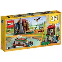 LEGO 乐高 Creator 创意百变系列 31098 内陆小屋 *3件