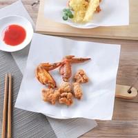 移动专享:SANLI 三笠 食品吸油纸 100张