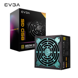 EVGA G5 额定1000W 电源