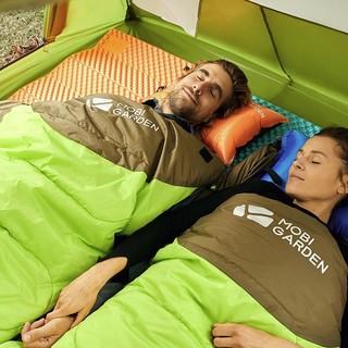 MOBI GARDEN 牧高笛 成人睡袋 1.8kg *3件
