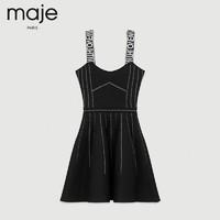 maje E19RELIEF 女装吊带蓬蓬裙