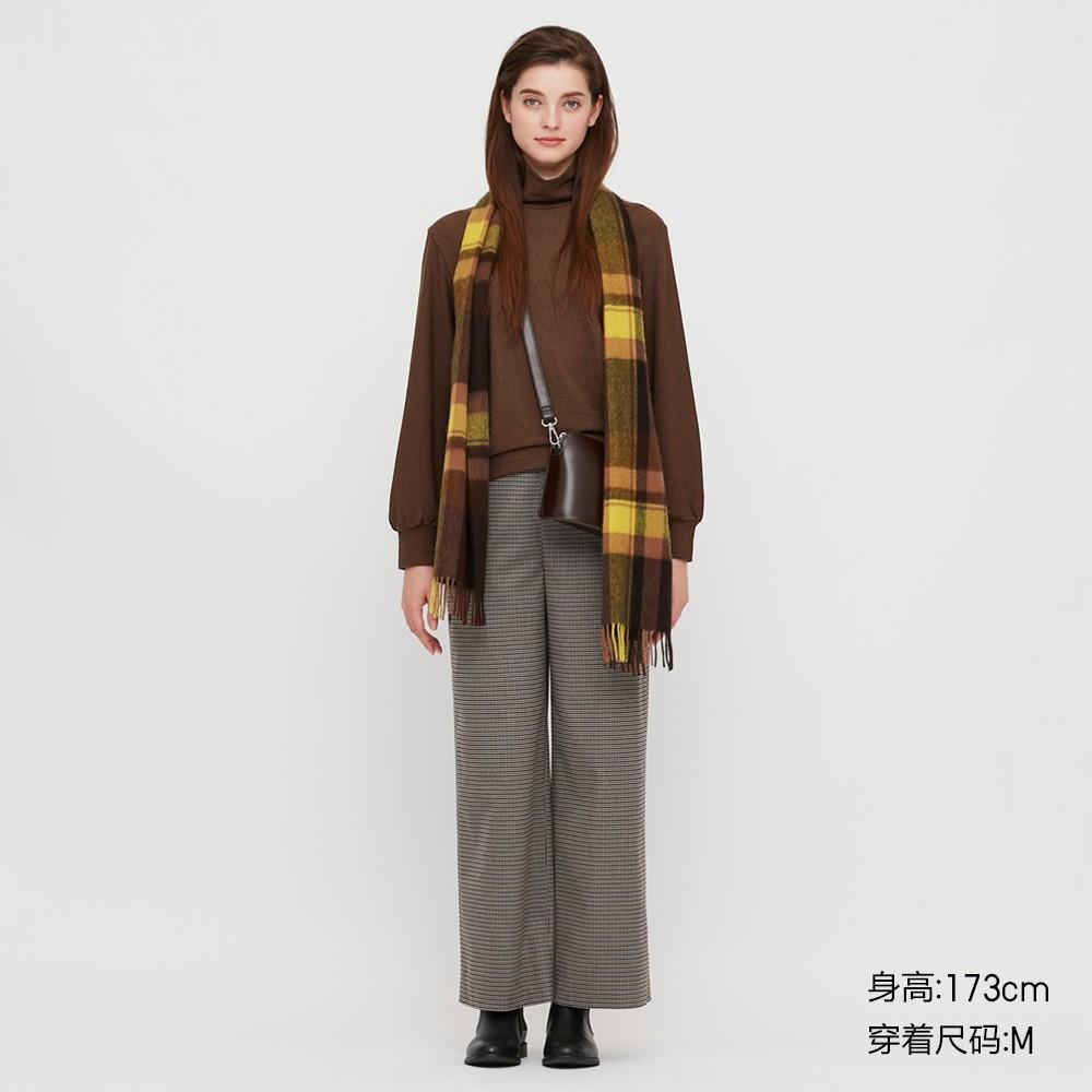 UNIQLO 优衣库 UQ431869000 女装高领套头衫