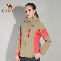 CAMEL 骆驼 K6W170520 女款工装风外套