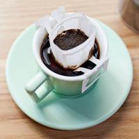 亚米(Yami)日本进口材质 挂耳咖啡滤纸 50片 便携手冲咖啡滴漏式过滤袋 *4件
