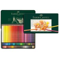 Faber-Castell 辉柏嘉 Polychromos艺术家系列 110011 彩色铅笔 120色金属盒装