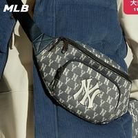 MLB 32BGCA011 男女复古老花胸包