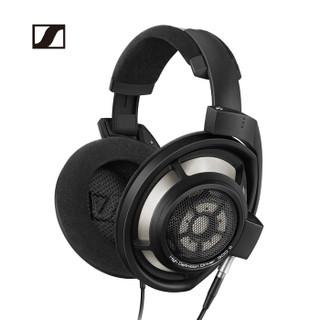 Sennheiser 森海塞尔 HD 800 S 头戴式耳机 黑色