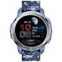 HONOR 荣耀 GS Pro 智能手表 48mm 潮汐蓝表盘 潮汐蓝橡胶表带(血氧、GPS、扬声器、温度计)