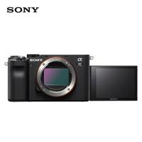 百亿补贴:SONY 索尼 ILCE-7C(A7C)全画幅微单相机 单机身