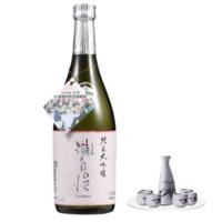 PLUS会员:瀧自慢 泷自慢 纯米大吟酿 清酒 720ml