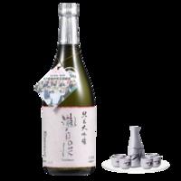 瀧自慢 泷自慢 纯米大吟酿 清酒 720ml